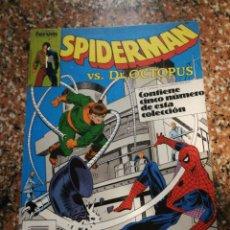 Cómics: FORUM COMICS MARVEL, SPIDERMAN 5 NUMEROS DE ESTA COLECCIÓN DR. OCTOPUS N°171,172,173,174,175.. Lote 156775056
