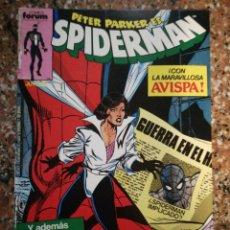 Cómics: FORUM COMICS MARVEL, SPIDERMAN PETER PARKER ¡CON LA MARAVILLOSA AVISPA! N°132. Lote 156777017