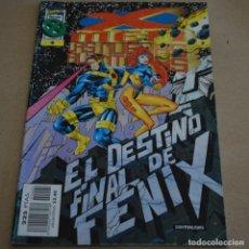 Cómics: LAS NUEVAS AVENTURAS DE LOS X-MEN, Nº 4. FORUM. LITERACOMIC. C2. Lote 156787342