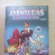 Fumetti: AVENTURAS BIZARRAS #8. Lote 156842498
