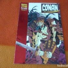 Cómics: CONAN Nº 1 ( LARRY HAMA BARRY CRAIN ) ¡BUEN ESTADO! MARVEL FORUM . Lote 156864594