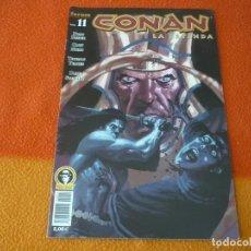 Cómics: CONAN LA LEYENDA Nº 11 ( KURT BUSIEK CARY NORD ) ¡MUY BUEN ESTADO! FORUM MARVEL. Lote 156864934