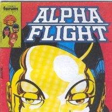 Cómics: ALPHA FLIGHT. VOLUMEN 1. Nº 15. Lote 156875918
