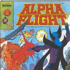 Cómics: ALPHA FLIGHT. VOLUMEN 1. Nº 16. Lote 156875970