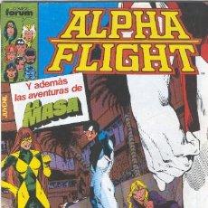 Cómics: ALPHA FLIGHT. VOLUMEN 1. Nº 25. Lote 156876018