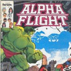 Cómics: ALPHA FLIGHT. VOLUMEN 1. Nº 28. Lote 156876066
