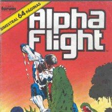 Cómics: ALPHA FLIGHT & LA MASA VOLUMEN 1. Nº 38 . 64 PÁGINAS.. Lote 156876382
