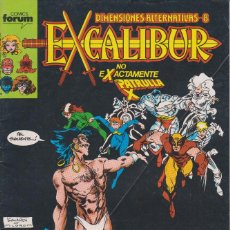 Cómics: EXCALIBUR Nº 19 COMICS FORUM 1990. Lote 156877210