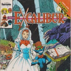 Cómics: EXCALIBUR Nº 7 COMICS FORUM 1989. Lote 156877710