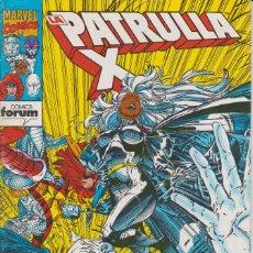Cómics: LA PATRULLA X Nº 124 COMICS FORUM 1992. Lote 156879206