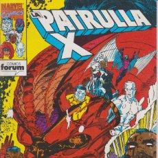 Cómics: LA PATRULLA X Nº 123 COMICS FORUM 1992. Lote 156880386