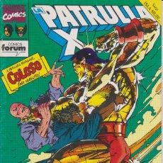 Cómics: LA PATRULLA X Nº 118 COMICS FORUM 1992. Lote 156881222