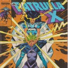 Cómics: LA PATRULLA X Nº 95 COMICS FORUM 1990. Lote 156881662
