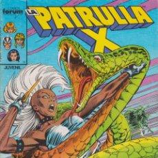 Cómics: LA PATRULLA X Nº 73 COMICS FORUM 1988. Lote 156882038