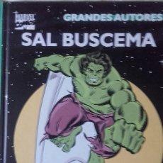 Cómics: HULK LA MASA TAPA DURA SAL BUSCEMA. Lote 155404510