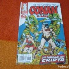 Cómics: CONAN EL BARBARO 2ª EDICION Nº 8 ( ROY THOMAS BARRY W. SMITH ) ¡BUEN ESTADO! FORUM MARVEL . Lote 156960618