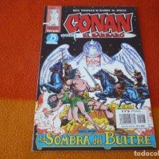 Cómics: CONAN EL BARBARO 2ª EDICION Nº 23 ( ROY THOMAS BARRY W. SMITH ) ¡BUEN ESTADO! FORUM MARVEL . Lote 156960666
