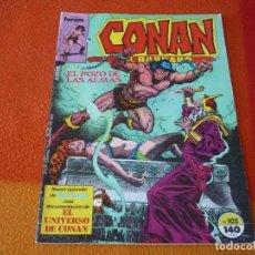Cómics: CONAN EL BARBARO 1ª EDICION Nº 105 ( OWSLEY BUSCEMA ) ¡BUEN ESTADO! FORUM MARVEL. Lote 156961386