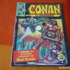 Cómics: CONAN EL BARBARO 1ª EDICION Nº 122 ( OWSLEY CHAN ) ¡BUEN ESTADO! FORUM MARVEL. Lote 156961554