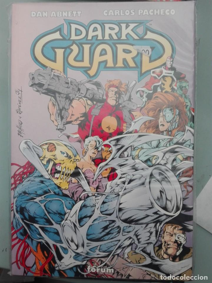 DARK GUARD # A (Tebeos y Comics - Forum - Prestiges y Tomos)