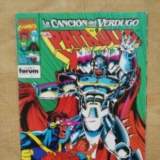 Cómics: LA PATRULLA X, LA CANCIÓN DEL VERDUGO - PARTE 9 - Nº 135. Lote 156964406