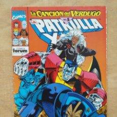 Cómics: LA PATRULLA X, LA CANCIÓN DEL VERDUGO - PARTE 5 - Nº 134. Lote 156964558