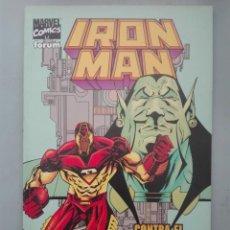 Cómics: IRON MAN CONTRA EL MANDARÍN# A. Lote 156964738