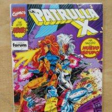 Cómics: LA PATRULLA X - Nº 120 - ALIANZA DESESPERADA. Lote 156964858