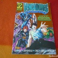Cómics: LOS VENGADORES SHOCK TEMPORAL ( TERRY KAVANAGH BOB HARRAS ) ¡BUEN ESTADO! MARVEL FORUM 1996 . Lote 156965882