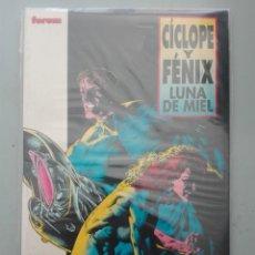 Cómics: CÍCLOPE Y FENIX LUNA DE MIEL # A. Lote 156966178
