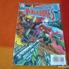 Cómics: LOS VENGADORES VOL. 2 Nº 9 ( KAVANAGH MACKIE DEODATO ) ¡BUEN ESTADO! MARVEL FORUM . Lote 156966690