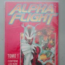 Cómics: ALPHA FLIGHT TOMO 1 # A. Lote 156966818