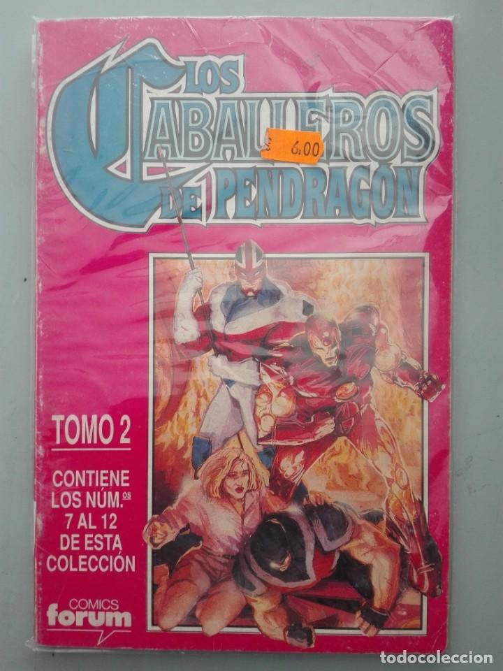 LOS CABALLEROS DEL PENDRAGON TOMO 2# A (Tebeos y Comics - Forum - Retapados)