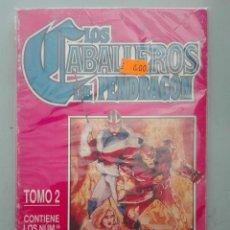 Cómics: LOS CABALLEROS DEL PENDRAGON TOMO 2# A. Lote 156966962