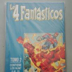 Cómics: LOS 4 FANTÁSTICOS TOMO 2# A. Lote 156967082