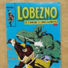 Cómics: LOBEZNO, EL CASO DE LA JOYA GEHENNA - CAP. 4, Nº 14. Lote 156967174