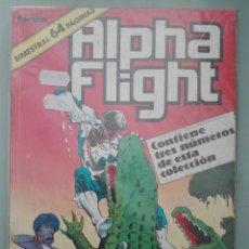 Cómics: ALPHA FLIGHT 36 AL 38# A. Lote 156967498
