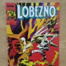 Cómics: LOBEZNO - Nº 9 - ¡UNA PROMESA DE MUERTE!. Lote 156967542