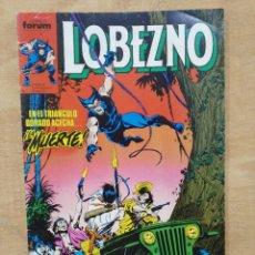 Cómics: LOBEZNO - Nº 5 - EN EL TRIÁNGULO DORADO ACECHA...¡LA MUERTE!. Lote 156967858