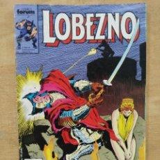 Cómics: LOBEZNO - Nº 3 - LA ESPADA NEGRA. Lote 156967998
