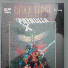 Cómics: CLASICOS MARVEL B/N PATRULLA X # B. Lote 156971962