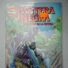 Cómics: PANTERA NEGRA LA PRESA DE LA PANTERA# B. Lote 156975362