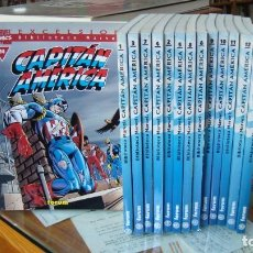 Cómics: CAPITAN AMERICA--BIBLIOTECA MARVEL EXCELSIOR- --14 PRIMEROS TOMOS. ---FORUM-. Lote 156981786