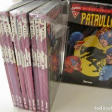 Cómics: PATRULLA X--BIBLIOTECA MARVEL EXCELSIOR--FORUM--COMPLETA 12 NUMEROS--NUEVA. Lote 156997002