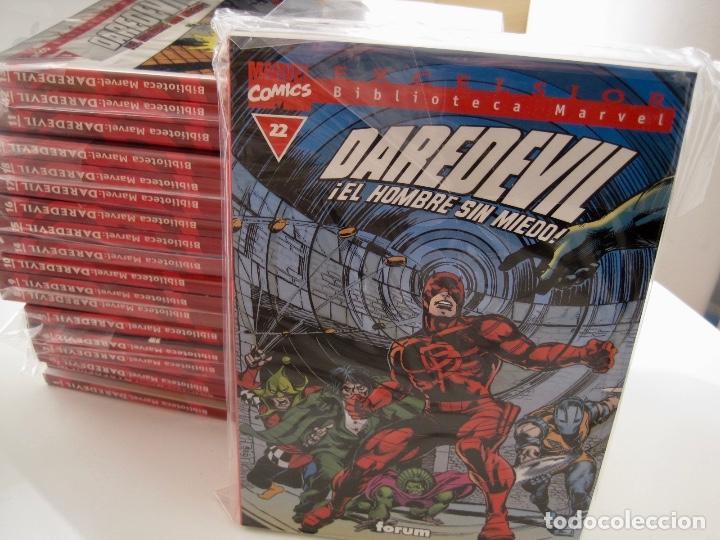DAREDEVIL-BIBLIOTECA MARVEL EXCELSIOR--FORUM-- COMPLETA 22 --NUEVA (Tebeos y Comics - Forum - Daredevil)