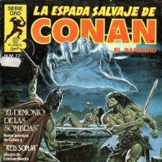 Cómics: LA ESPADA SALVAJE DE CONAN Nº 22. Lote 157033882