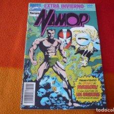 Cómics: NAMOR EXTRA INVIERNO 1992 GUERRAS SUBTERRANEAS FORUM MARVEL. Lote 157246014