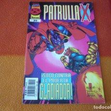 Cómics: LA PATRULLA X VOL. 2 Nº 20 ( LOBDELL ) ¡BUEN ESTADO! MARVEL FORUM . Lote 157264014
