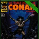 Cómics: LA ESPADA SALVAJE DE CONAN EL BÁRBARO - Nº 168 - REFLEJOS DE MALDAD - FORUM.. Lote 157266830