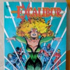 Cómics: COLECCIÓN PRESTIGIO VOL 1 FORUM NÚM. 43. EXCALIBUR: LA POSESIÓN. 1992. Lote 157355998